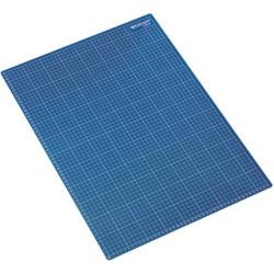 90 x 60 cm Westcott E-46001 00 Tappetino da taglio DIN A1 blu